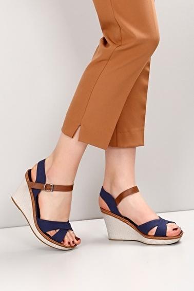 G.Ö.N. Sandalet Lacivert